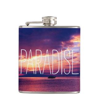 完全な楽園の日没 フラスク