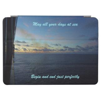 完全な海日 iPad AIR カバー