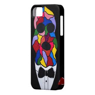 完全な紳士 iPhone SE/5/5s ケース