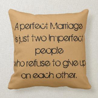 完全な結婚 クッション
