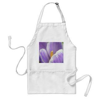 完全な花びら-クロッカス スタンダードエプロン