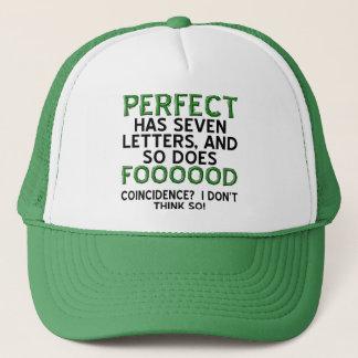 完全な食糧おもしろいな球の帽子の帽子 キャップ