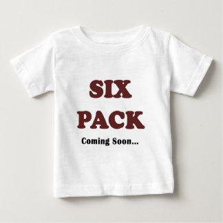 完全な6パック ベビーTシャツ