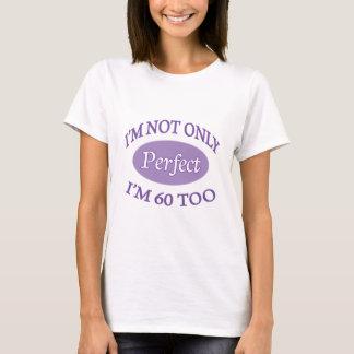 完全な60歳 Tシャツ