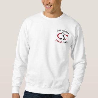 完全なCCCのロゴのの基本的なスエットシャツ スウェットシャツ