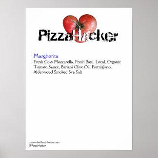完全なpizzahacker ポスター