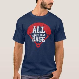 完全にその基礎について(球) Tシャツ