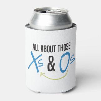 完全にそれらのについてXs及びOs 缶クーラー