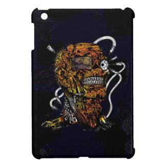 完全に死んでいないゾンビのミイラの気紛れな人 iPad MINIケース
