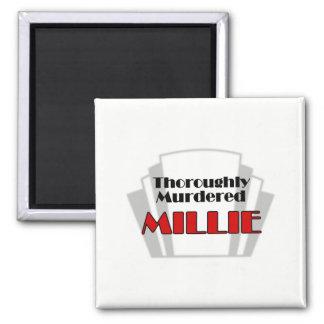 完全に殺害されたMillie マグネット