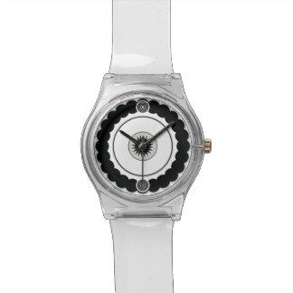 完全に見ます 腕時計