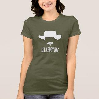 完全にDOCのTシャツについて Tシャツ