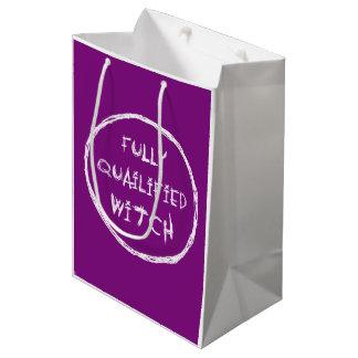 完全修飾魔法使い-気味悪いチョークの効果 ミディアムペーパーバッグ