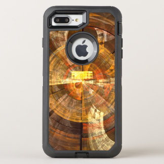 完全性の抽象美術 オッターボックスディフェンダーiPhone 8 PLUS/7 PLUSケース