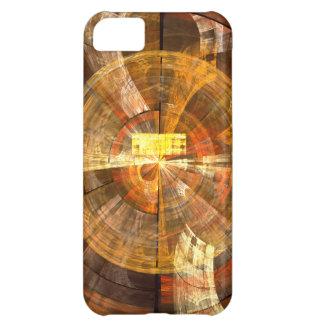 完全性の抽象美術 iPhone5Cケース