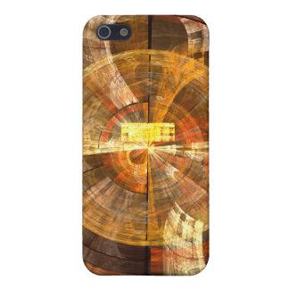 完全性の抽象美術 iPhone 5 ケース