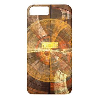 完全性の抽象美術 iPhone 8 PLUS/7 PLUSケース
