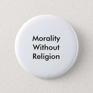 宗教のない道徳 缶バッジ