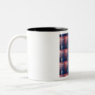 宗教の自由 ツートーンマグカップ