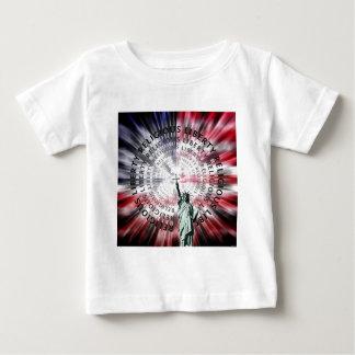 宗教の自由 ベビーTシャツ