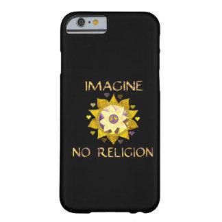 宗教を想像しないで下さい BARELY THERE iPhone 6 ケース