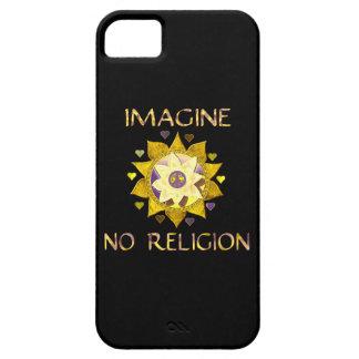 宗教を想像しないで下さい iPhone SE/5/5s ケース