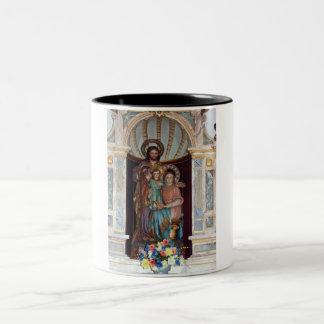 宗教アイコンマグ ツートーンマグカップ