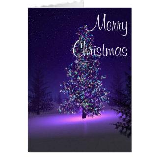 宗教クリスマスカード カード