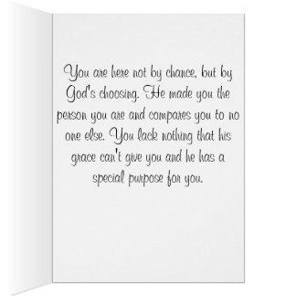 宗教バースデー・カード カード