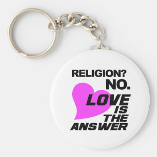 宗教及び愛keychain キーホルダー