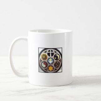 宗教的寛容 コーヒーマグカップ