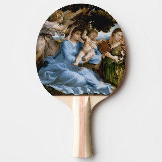 宗教芸術のカスタムの卓球ラケット 卓球ラケット