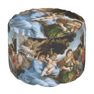 宗教芸術のpouf プーフ
