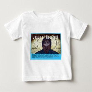 宗教、クリスチャン、ナザレのイエス ベビーTシャツ