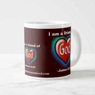 宗教 ジャンボコーヒーマグカップ
