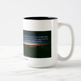 宗教 ツートーンマグカップ