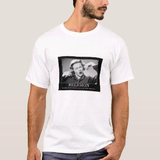 宗教 Tシャツ
