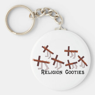 宗教Cooties キーホルダー