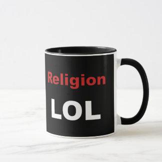 宗教LOL マグカップ