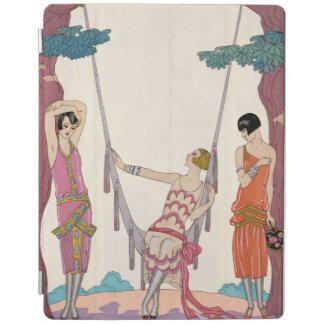 「官報DU育ちの良さ」のからの夏、1925年 iPadスマートカバー
