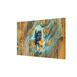 官能的な5つの感覚のTouchのキャンバスプリントのプリント キャンバスプリント