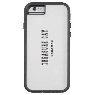 宝物キーバハマ TOUGH XTREME iPhone 6 ケース