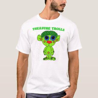 宝物トロール Tシャツ