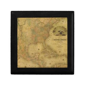 宝物地図のギフト用の箱 ギフトボックス