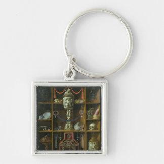 宝物箱1666年 キーホルダー