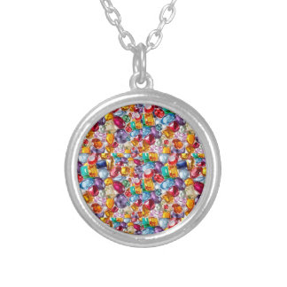 宝物2014年: ペニーのために楽しみ、受継いで下さい シルバープレートネックレス