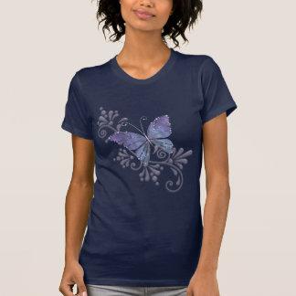 宝石の蝶 Tシャツ