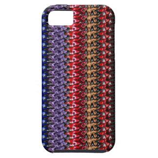 宝石の輝きのストリップ: ラスベガスのカジノのスタイルのdeco iPhone SE/5/5s ケース