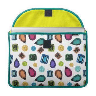 宝石用原石のMacbookのプロ袖 MacBook Pro スリーブ