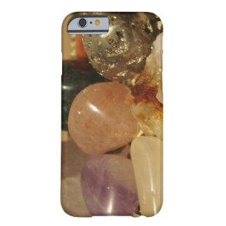 宝石用原石及び水晶- iPhone 6/6s、やっとそこに Barely There iPhone 6 ケース